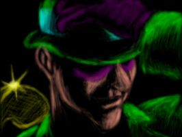 Noir Riddler by Nobunaga1981