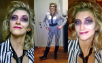Female!Beetlejuice by CABARETdelDIAVOLO