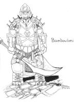 WoW Character Commission - Bamboulimi by Sirusdark