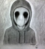 eyeless jack by autobot0d41r