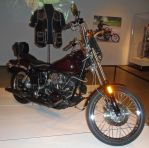 Willie G. Davidson Dyna Wide Glide 2 by Caveman1a