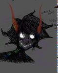 Sober Gamzee on Goggles by midoriwerewolf19