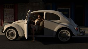 VW Beetle by plasticx76