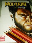 The Wolverine (comic variant cover) WIP by rommeldrawlines-12
