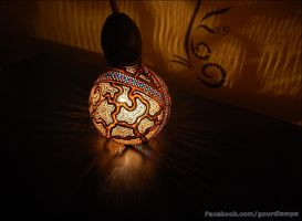 Pendant Lamp I by gourdlight