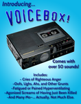Videogame Voicebox by Games4me