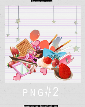 PNG Pack - 2 by MayaGenetic by MayaGenetic