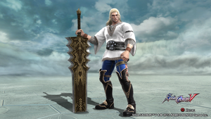 Siegfried - Soul Calibur 5 - 3 by SOLDIER-Cloud-Strife