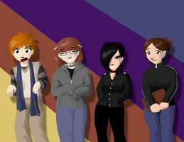 The Lineup by cloudedjudgement