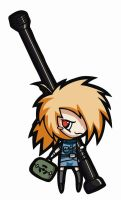 Chibi Seras by CaptainKunai