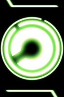Green Identity Disk by Autobot001