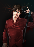 typical will graham fanart by c-hemistry
