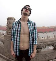 Brendon Urie by AshiharaLover