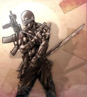 Snake Eyes by Iantoy