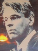 William Butler Yeats by Tricia-Danby
