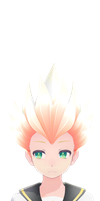 Spiky Hair download by Melly-Kitty