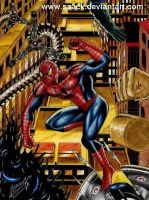 Spiderman 3 by Saack