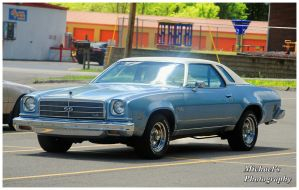 A 1974 Chevelle SS by TheMan268