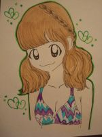 Bikini Gaki by kawaii-beam