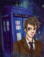 The Time Lord by Pengarooah