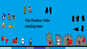 The Shadow Tribe by blockmariolink42