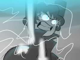 Static shock ain't got nothing on me by Amechiki