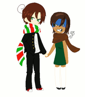 The First of Many~ Romano x Surda by Pinkedalink