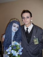 The Corpse Bride by LuxiotheEchidna