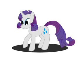 Rarity is Almost Best Pony by InkBlu
