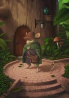 Mouse Quest by Ragnarulf