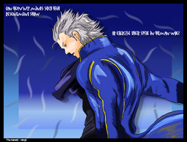 Vergil by Princekarr