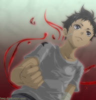 Igarashi Ganta color by KssG
