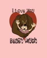 BEARY MUCH by Ironmary