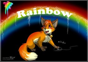 Rainbowcolor by RukiFox