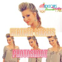 Heather Morris Photoshoot by javiih98