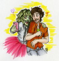 Old Gregg - Selfie by Xenia-Cat