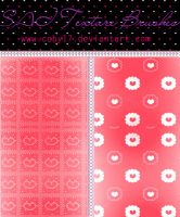 Background Hearts Brushes for SAI by Coby17
