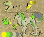 Lenzio Reference by stormwind17