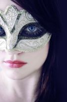 Masked Beauty by BBPhotographii