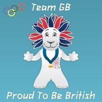 Team GB - Pride Lion by WillZMarler