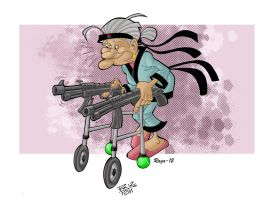 ABUELITA COLORS by ricplata