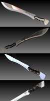 M2 Bolo Knife by DaveLuck