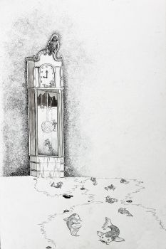 Time is running out by Bubblette
