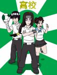 High school team gai! by Codexmas