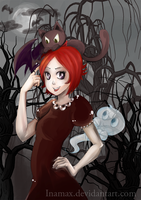 SS: Ruby Gloom by Inamax