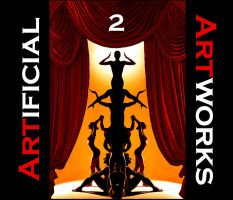 Artificial Artworks 2 Cover small by Carnisch
