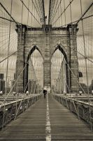 Brooklyn Bridge, NYC by jpgmn