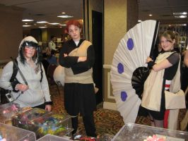 Kawa Kon 2010 Naruto Group by Sappheirous