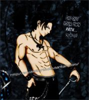 Gray Fullbuster by ErzaxTitania