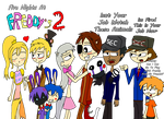 .:. Five Nights At Freddy's 2 .:. by Rise-Of-Majora